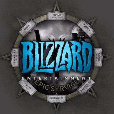 Blizzard CS EU ES Social Profile