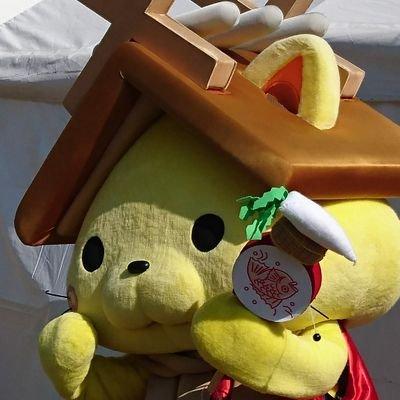 見よ❣❣ これぞしまねっこちゃんの欽ちゃん走り(///ω///)   ふるさと祭り東京2018 https://t.co/exOf4ojhdo