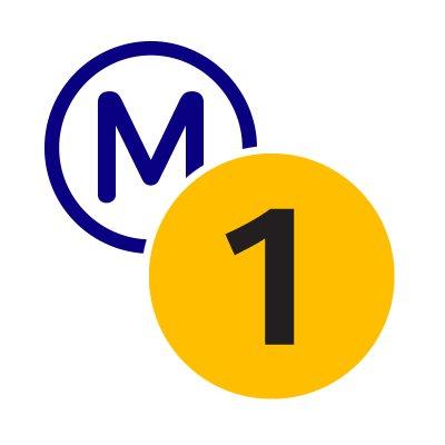 Ligne 1 RATP (@Ligne1_RATP) | Twitter