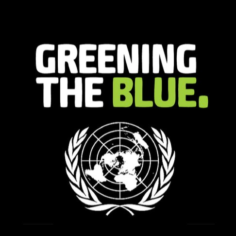 UN Greening the Blue Social Profile