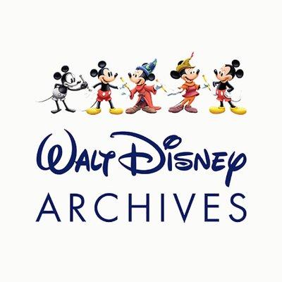 Walt Disney Archives (@TWDCArchives) Twitter profile photo