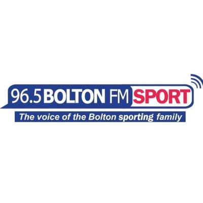 Bolton FM Sport (@BOLTONFMSPORT) Twitter profile photo