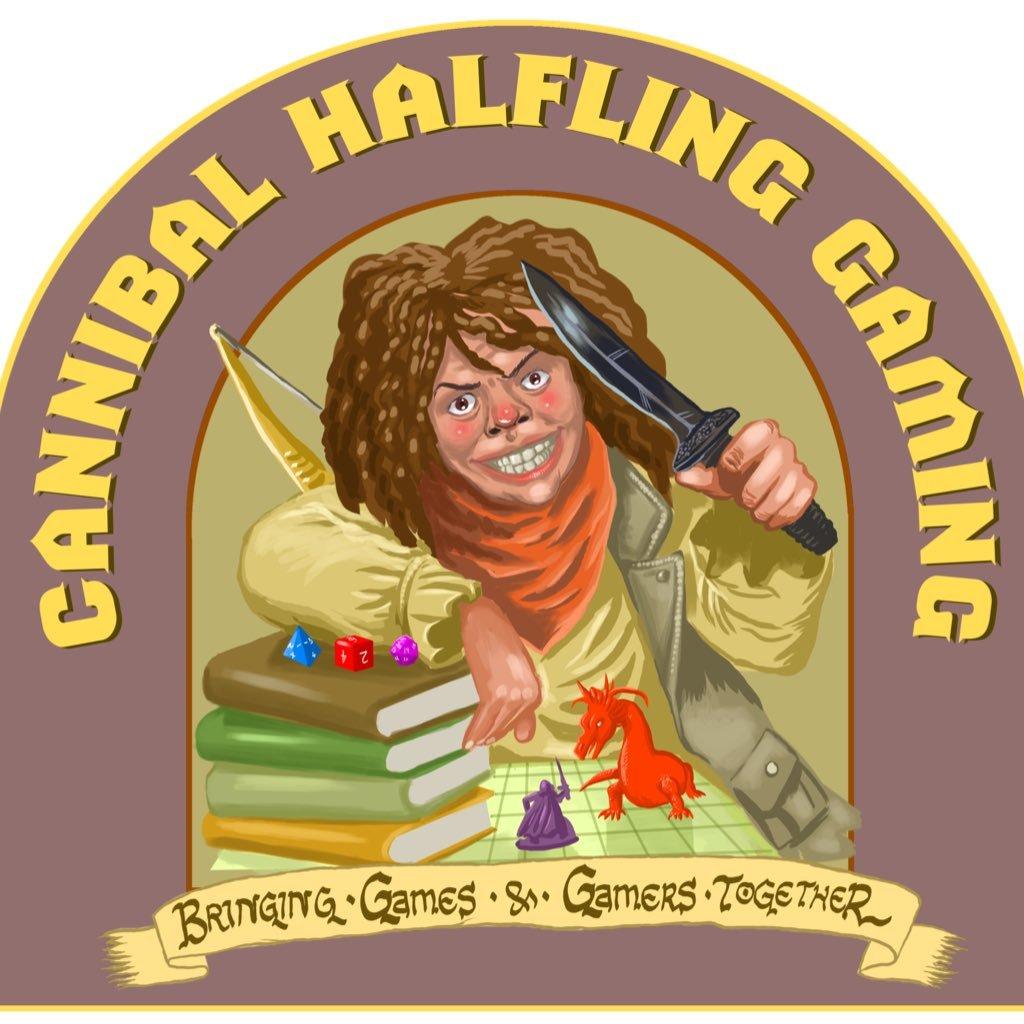 Cannibal Halfling Gaming
