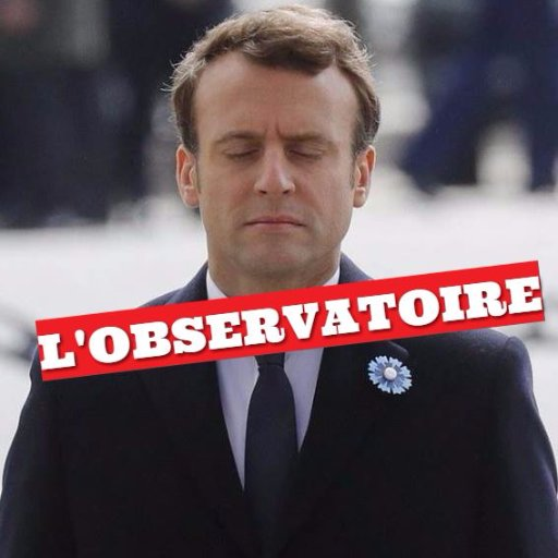 Observatoire Macron