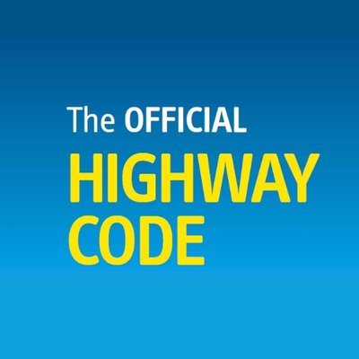 "The Highway Code on Twitter: ""'Know your traffic signs ..."