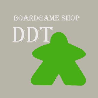 ボードゲームショップDDT長堀橋店