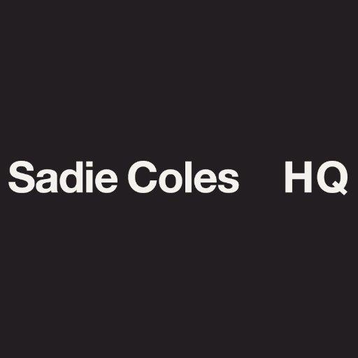 @SadieColesHQ