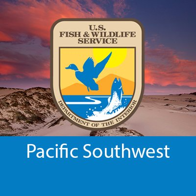 US Fish and Wildlife, Pacific Southwest Region