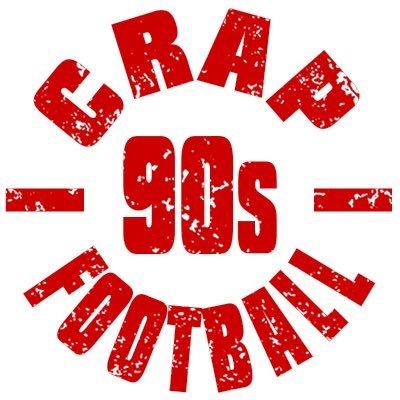 Crap 90s Football on Twitter: