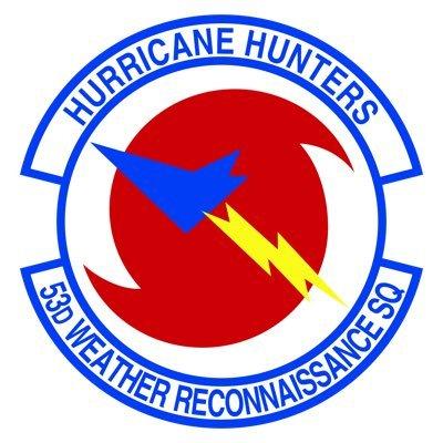 Hurricane Hunters (@53rdWRS )