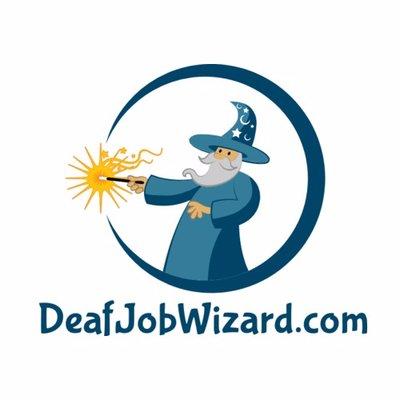 Deafjobwizard Com On Twitter Coordinator Deaf Services Sound
