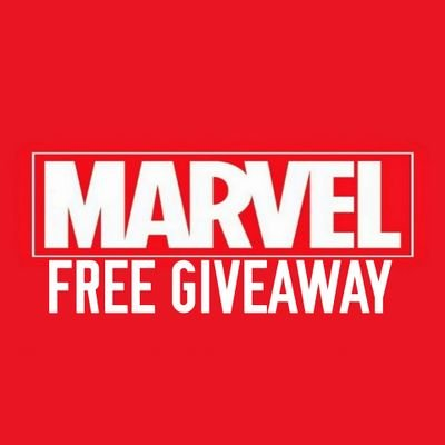 MARVEL FREE GIVEAWAY