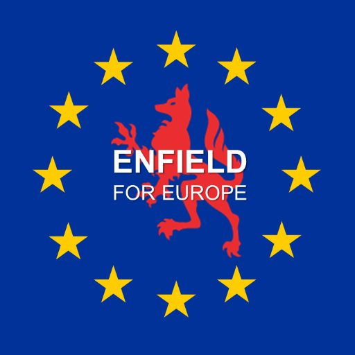 Enfield for Europe (EfE) 3.5% #FBPE