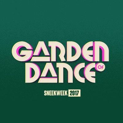 In de avonden kun je terecht bij het tuinfeest 'Garden of Dance'