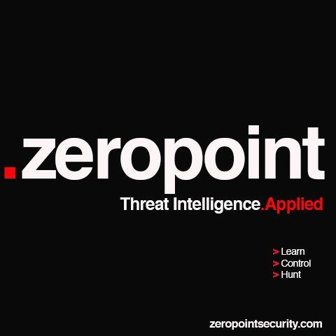 ZeroPoint Security