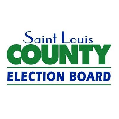 STLCO Election Board (@StLouisCoVotes )