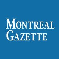 Montreal Gazette twitter profile