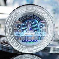 Litecoin Price Bot