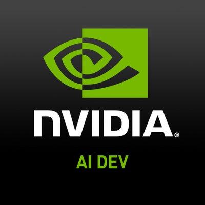 NVIDIA AI Developer on TwitterTwitter cf09fcb4f1d