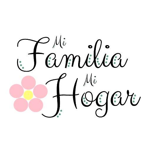 Mi familia mi hogar familiahogar twitter for Cosas modernas para el hogar