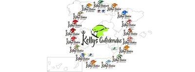 Resultado de imagen de las kellys confederadas logo
