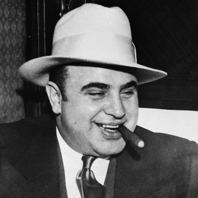 Image result for al capone