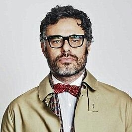 Jemaine Clement (@AJemaineClement) Twitter profile photo