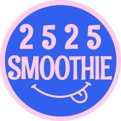 2525smoothie @2525_smoothie