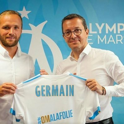 Maillot THIRD Olympique de Marseille Valère GERMAIN