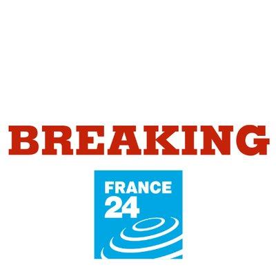 FRANCE 24 – Breaking (@Breakin...