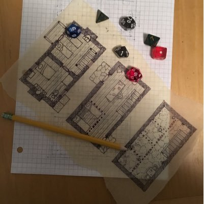 Creator/ Participant of #HealthyDnD GM/DM of Random RPG Saturday, Playtests Etc. and other things. He/Him https://t.co/iLqqU2vF0j