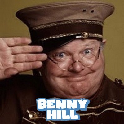 benny hill show deutsch