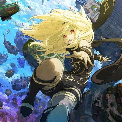 Gravity Rush Kat on Twitter:
