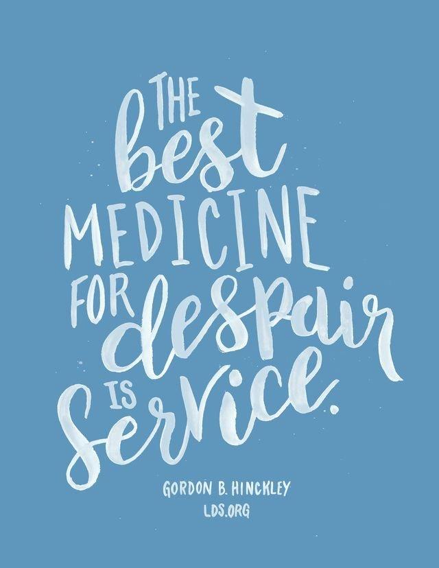 Service Quotes | Lds Service Quotes Servicequotes Twitter
