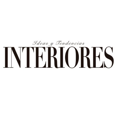 Revista interiores interioresmag twitter Revista interiores ideas y tendencias