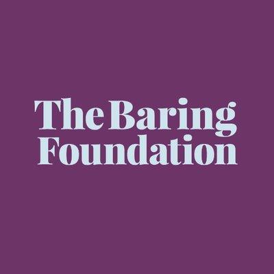 Baring Foundation (@Baring_Found) Twitter profile photo