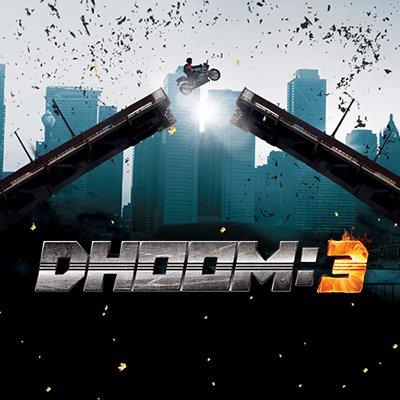 @Dhoom3TheMovie
