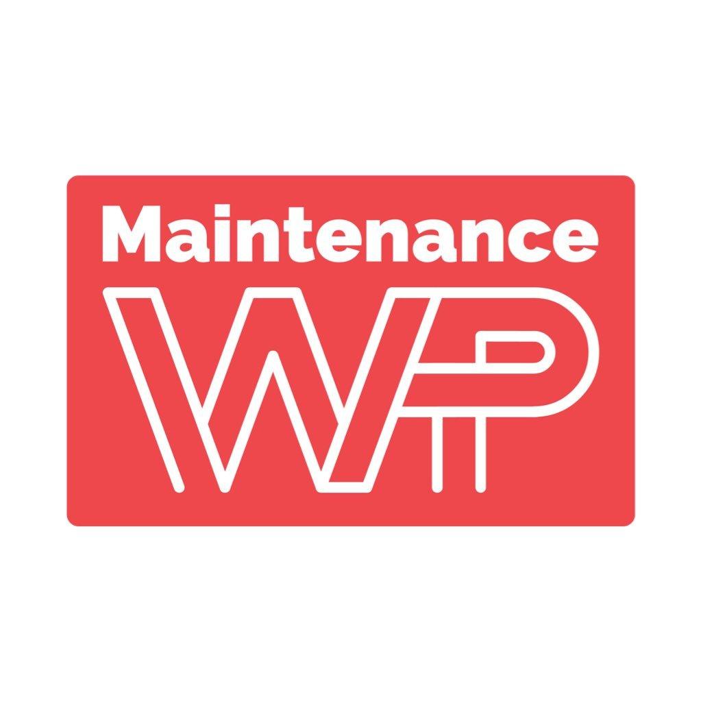 Maintenance WP Ⓦ (@maintenance_wp) 's Twitter Profile * TwiC