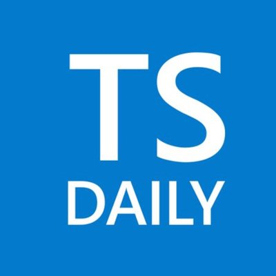 TypeScript Daily on Twitter: