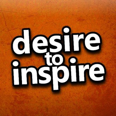 Inspire to desire