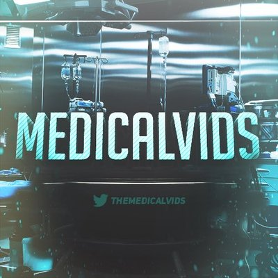 Medical Vids™'s Twitter Profile Picture