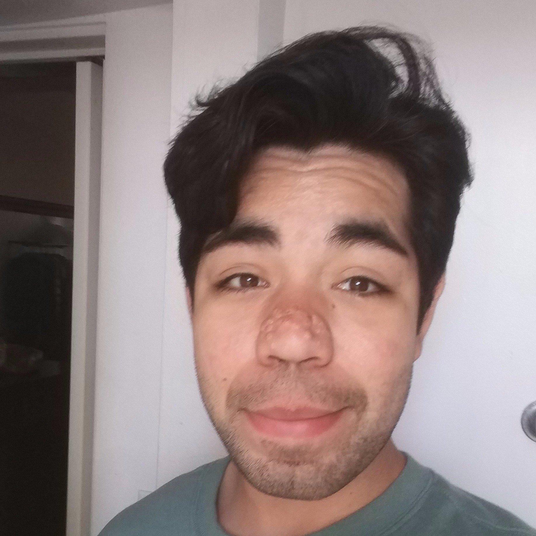 Hair stop facial