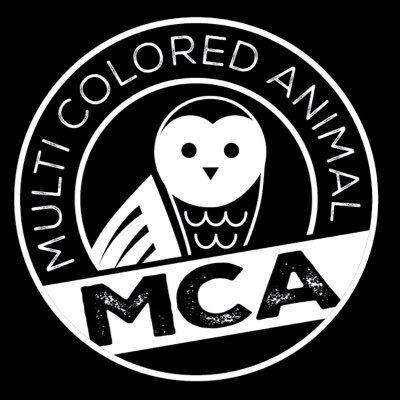 Multi-Colored-Animal