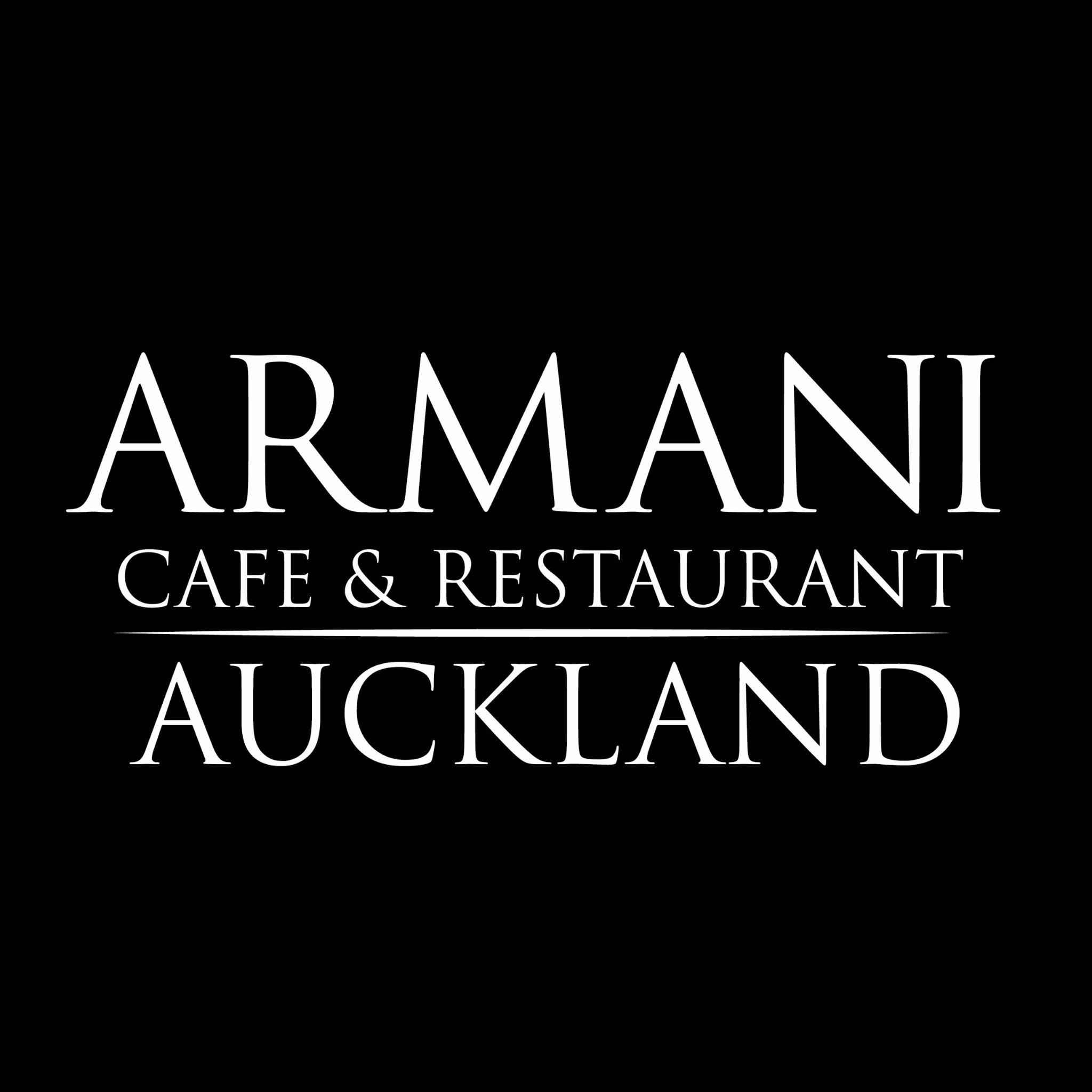 Armani Cafe AKL