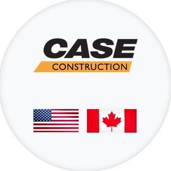 CASE North America logo