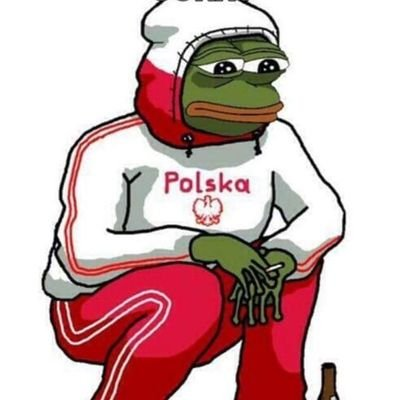 Polish Pepe The Frog