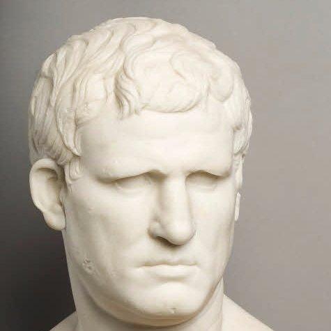 Marcus Agrippa 🐸  🇬🇧