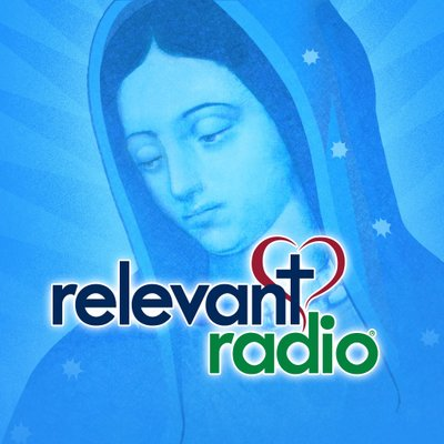Image result for relevant radio logo