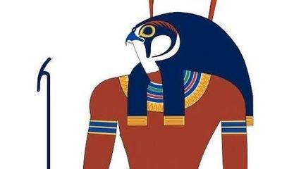 Египетские боги: Гор Gf4N6G00