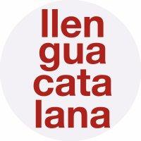Llengua catalana twitter profile